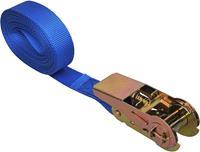 ProPlus spanband 25 x 3500 mm PES 500 kg blauw per stuk