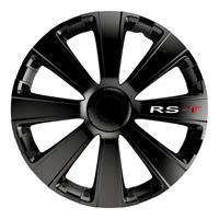 Gorecki Wieldoppenset RS-T Black 14inch