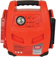 Carpoint Jumpstarter 900A met led lamp oranje