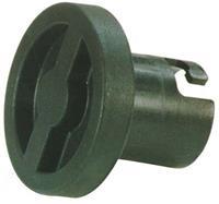 Carpoint verzonken stofkap LPG 55 mm zwart
