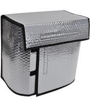ProPlus accu thermohoes voor 88Ah 92Ah accu's zilver