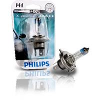 Gloeilamp H4 X-tremeVision + 60/55W [12V] (1 st.) PHILIPS, H4, 12 V