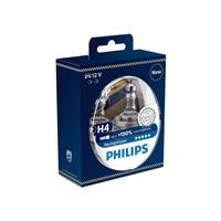 PHILIPS Gloeilamp H4 RacingVision 60/55W [12V] (2 st.)   , 12 V