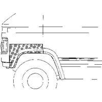mercedes-benz Oversizedeel Edes Trans.wielschermr 2d