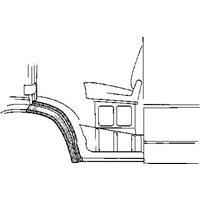 mercedes-benz Plaatwerkdeel Mercedes L207d 407d.wlschermr