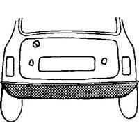 austin Oversizedeel N Mini 68-76 Pl Ond Abump