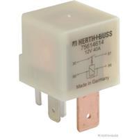 Relais, brandstofpomp HERTH+BUSS ELPARTS, 4-polig