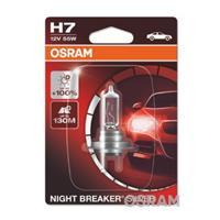 NIGHT BREAKER SILVER OSRAM, H7, 12 V