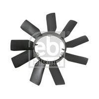 mercedes-benz Ventilatorschoep