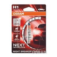 NIGHT BREAKER LASER next generation OSRAM, H1, 12 V