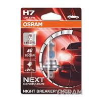 NIGHT BREAKER LASER next generation OSRAM, H7, 12 V