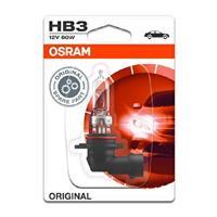 Gloeilamp HB3 Original 60W [12V] (1 st.) OSRAM, HB3, 12 V