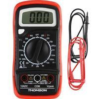 Thomson digitale multimeter schokbestendig 5 functies