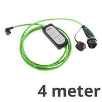 Geberit Ratio oplaadpunt 1-fase, Type 2, 10kW, 4m kabel