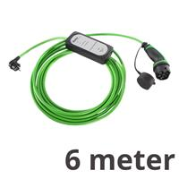 Ratio Mobiele lader type 2 - 6 meter