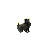 Drukconvertor, uitlaatgasregeling VEMO, Zwart, 2-polig, 12 V