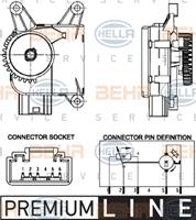 seat Stel element, mengklep