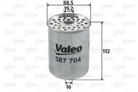 Brandstoffilter Valeo