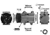 Compressor, airconditioning Super Deals, 2-polig
