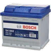 opel Bosch S4 002 Blue Accu 52 Ah