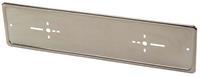 AutoStyle kentekenplaathouder 54 x 13 cm chroom