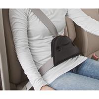AutoStyle gordelgeleider Comfortpad 25 cm zwart