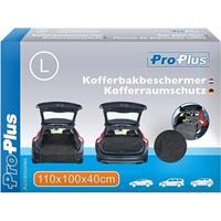 ProPlus kofferbakbeschermer 110 x 100 x 40 cm zwart