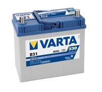 suzuki Varta Accu Blue Dynamic B31 45 Ah