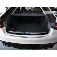 mercedes-benz RVS Achterbumperprotector Mercedes GLE Coupe 2015-Ribs'