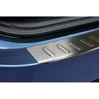RVS Achterbumperprotector Kia Carens 2012-Ribs'