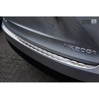 RVS Achterbumperprotector Lexus NX 2014-Ribs'