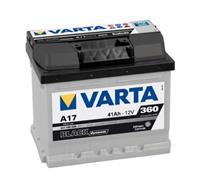 ford Varta Accu Black Dynamic A17 41 Ah