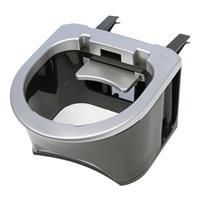 Carpoint dubbele blikjeshouder 90 mm zwart