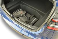 Reistas Tesla Model 3 kofferbak