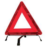 Carpoint gevarendriehoek zwaar model E keur 42 x 36 rood