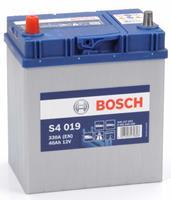 mitsubishi Bosch S4 019 Blue Accu 40 Ah