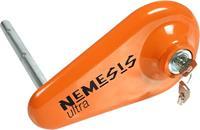 Fullstop wielklem Nemesis Ultra universel staal oranje