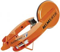 Fullstop wielklem Nemesis 10 20 inch 145 245 mm staal oranje
