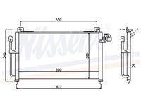mazda Condensator, airconditioning