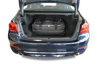 Reistassenset BMW 5 series (G30) 2017- 4d