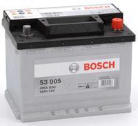 bmw Bosch S3 005 Black Accu 56 Ah