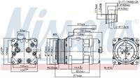 lamborghini Compressor, airconditioning