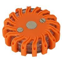 Carpoint veiligheidslicht 11 cm oranje
