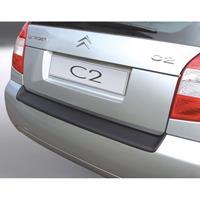 citroen ABS Achterbumper beschermlijst Citroën C2 Zwart