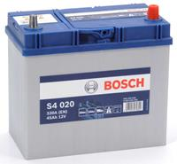 nissan Bosch S4 020 Blue Accu 45 Ah