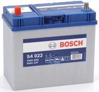 mitsubishi Bosch S4 022 Blue Accu 45 Ah