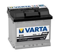 Alfa Varta Accu Black Dynamic B19 45 Ah