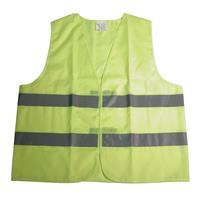 Carpoint veiligheidshesje Oxford polyester geel maat XL