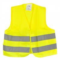Dunlop veiligheidshesje unisex one size geel