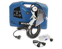 Hyundai 55791 Mini-compressor - 1100W - 180L/min - 8bar